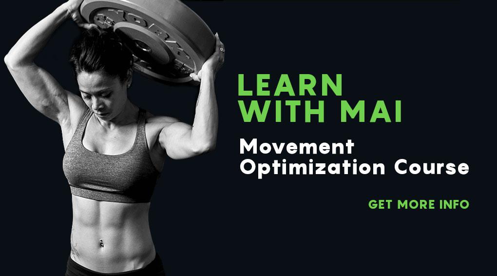 Movement Optimization Course banner